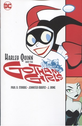 Picture of HARLEY QUINN AND THE GOTHAM GIRLS TP