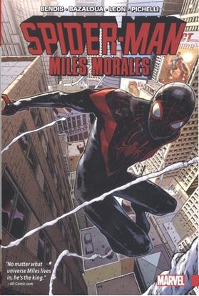 Picture of SPIDER-MAN MILES MORALES OMNIBUS HC