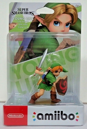 Picture of NINTENDO AMIIBO SUPER SMASH BROS. YOUNG LINK