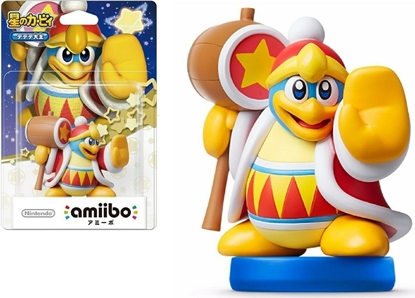 Picture of NINTENDO AMIIBO KIRBY KING DEDEDE NEW