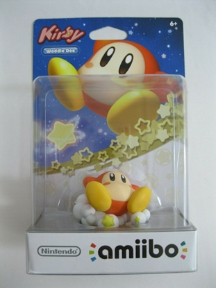 Picture of NINTENDO AMIIBO KIRBY WADDLE DEE NEW