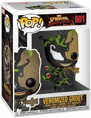 Picture of FUNKO POP MARVEL VENOMIZED GROOT #601 NEW VINYL FIGURE