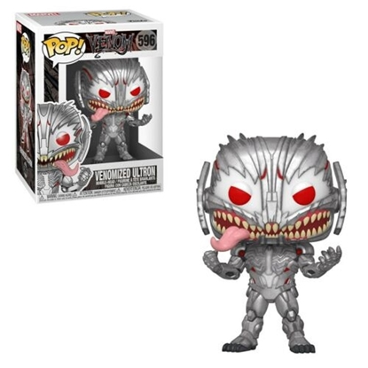 Picture of FUNKO POP MARVEL VENOMIZED ULTRON #602 NEW VINYL FIGURE