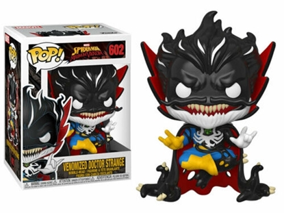 Picture of FUNKO POP MARVEL VENOMIZED DOCTOR STRANGE #602 NEW VINYL FIGURE