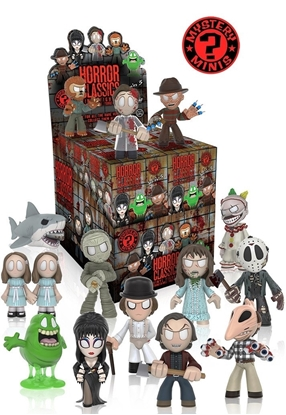 Picture of FUNKO MYSTERY MINI HORROR CLASSICS SERIES 3 NEW IN SHIPPER