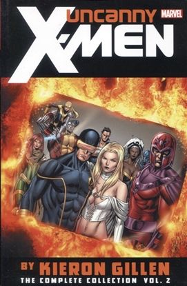 Picture of UNCANNY X-MEN BY GILLEN COMPLETE COLLECTION VOL 2 TPB