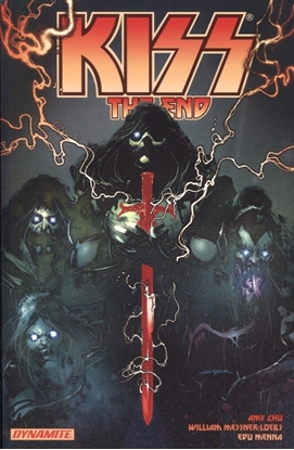 Picture of KISS THE END TPB