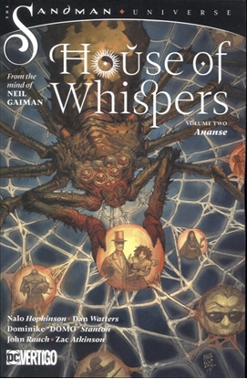 Picture of HOUSE OF WHISPERS TP VOL 02 ANANSE TP (MR)