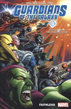 Picture of GUARDIANS OF THE GALAXY TP VOL 02 FAITHLESS