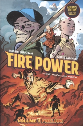 Picture of FIRE POWER TPB PRELUDE VOL 01 ADVANCE EDTION