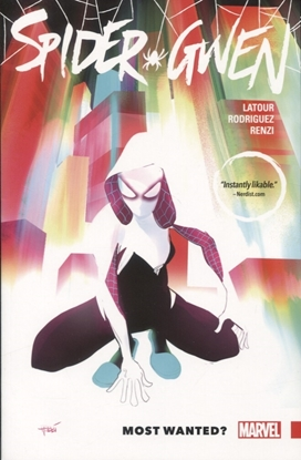 Picture of SPIDER-GWEN TP VOL 00 MOST WANTED