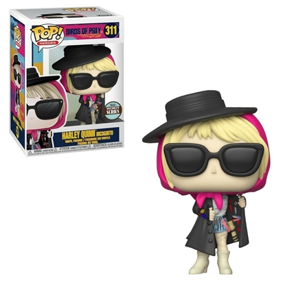 Picture of FUNKO POP HEROES BIRDS OF PREY HARLEY QUINN INCOGNITO #311 SPECIALTY SERIES NEW VINYL FIGURE