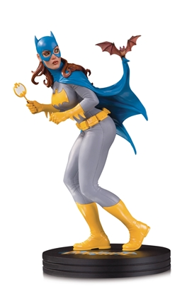 Picture of DC COVER GIRLS BATGIRL BY FRANK CHO STATUE