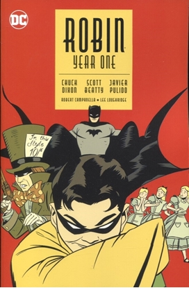 Picture of ROBIN YEAR ONE TP NEW EDITION