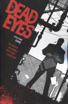 Picture of DEAD EYES TP VOL 01 (MR)