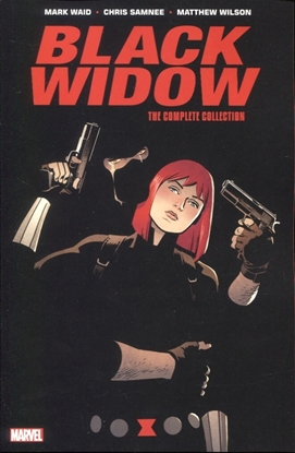 Picture of BLACK WIDOW WAID SAMNEE COMPLETE COLLECTION TP