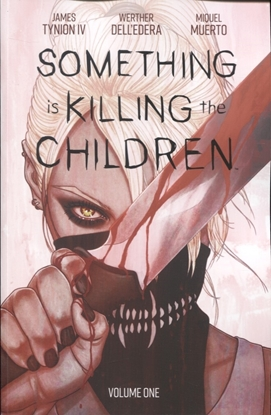 Picture of SOMETHING IS KILLING CHILDREN TP VOL 01 DISCOVER NOW