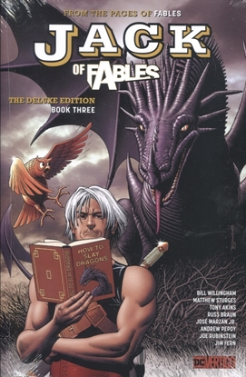 Picture of JACK OF FABLES THE DELUXE EDITION HC BOOK 3
