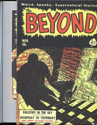 Picture of PRE CODE CLASSICS THE BEYOND SLIPCASE ED HC VOL 2