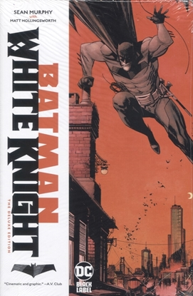Picture of BATMAN WHITE KNIGHT DELUXE EDITION HC