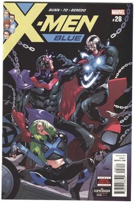 Picture of X-MEN BLUE #28