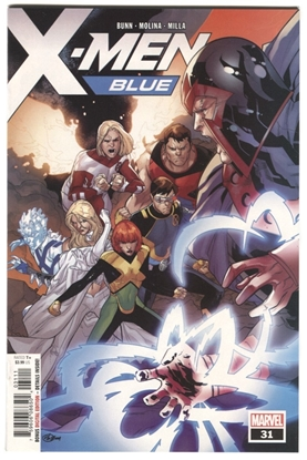 Picture of X-MEN BLUE #31 BUNN MOLINA MILLA