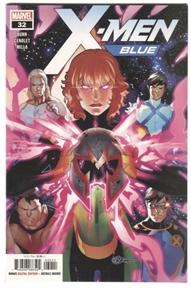 Picture of X-MEN BLUE #32