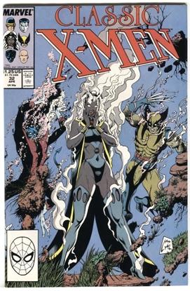 Picture of X-MEN CLASSIC (1986) #32 9.6 NM+
