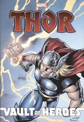 Picture of MARVEL VAULT OF HEROES THOR TP VOL 01
