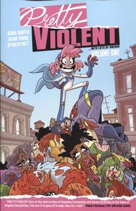Picture of PRETTY VIOLENT TP VOL 01 (MR)