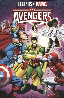 Picture of LEGENDS OF MARVEL TP AVENGERS