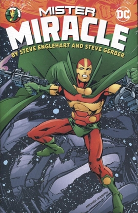 Picture of MISTER MIRACLE BY STEVE ENGLEHART & STEVE GERBER HC