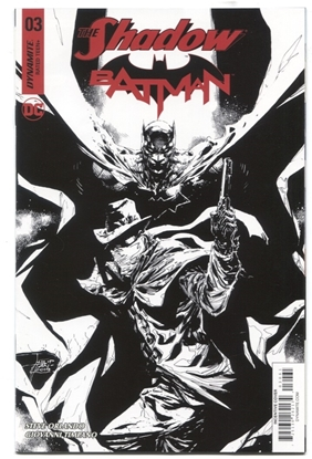 Picture of SHADOW BATMAN #1 CVR F PHILIP TAN