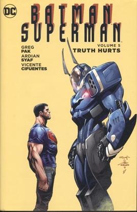 Picture of BATMAN SUPERMAN HC VOL 05