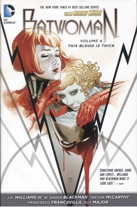 Picture of BATWOMAN HC VOL 04 THIS BLOOD IS THICK (N52)