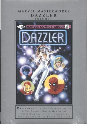 Picture of MARVEL MASTERWORKS DAZZLER HC VOL 1 CRAPER