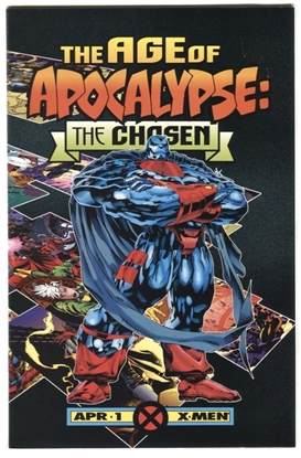 Picture of X-MEN AGE OF APOCALYPSE THE CHOSEN #1 9.2 NM-