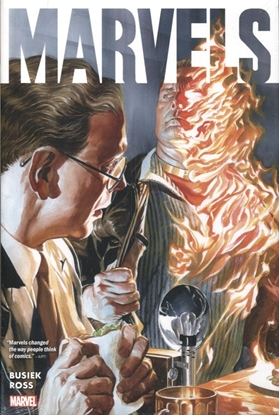 Picture of MARVELS 25TH ANNIVERSARY HC