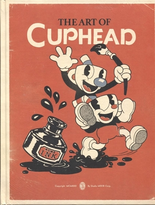 Picture of ART OF CUPHEAD HC