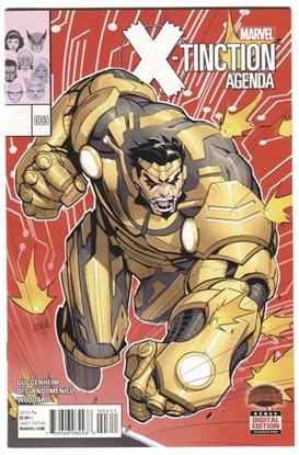Picture of X-TINCTION AGENDA #3 GUGGENHEIM DI GIANDOMENICO WOODARD