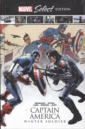 Picture of CAPTAIN AMERICA HC WINTER SOLDIER MARVEL SELECT
