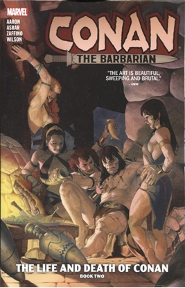 Picture of CONAN THE BARBARIAN TPB VOL 2 LIFE AND DEATH OF CONAN BOOK TWO
