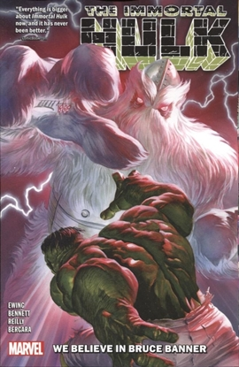Picture of IMMORTAL HULK TPB VOL 6