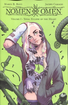 Picture of NOMEN OMEN TPB VOL 1 TOTAL ECLIPSE OF THE HEART (MR)