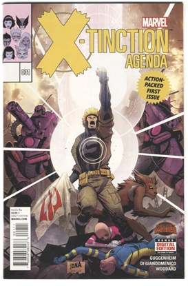 Picture of X-TINCTION AGENDA #1