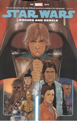 Picture of STAR WARS TPB VOL 13 ROGUES AND REBELS