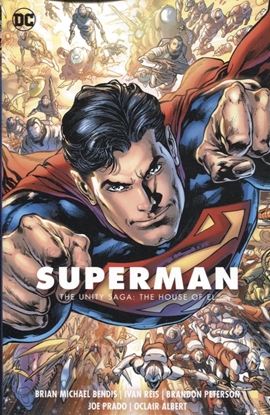 Picture of SUPERMAN TPB VOL 2 THE UNITY SAGA HOUSE OF EL