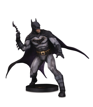 Picture of DC DESIGNER SER BATMAN BY OLIVIER COIPEL STATUE