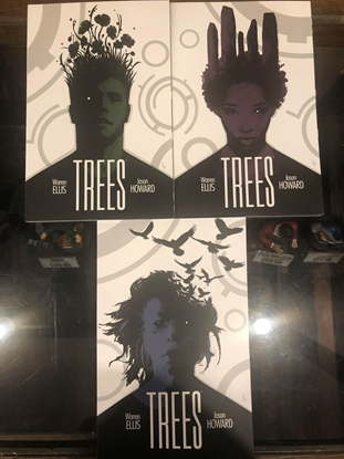 Picture of TREES VOL 1 2 3 TPB SET