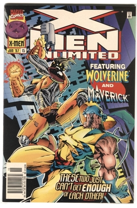 Picture of X-MEN UNLIMITED (1993) #15 9.4 NM